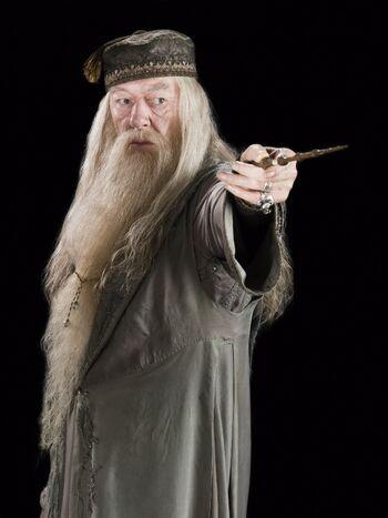 harry potter albus dumbledore
