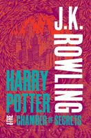 Harry Potter and the Chamber of Secrets new adult edition