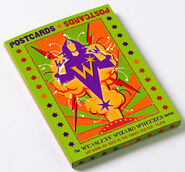 MinaLima Store - The Weasleys' Series - Postcards (Collection 4)