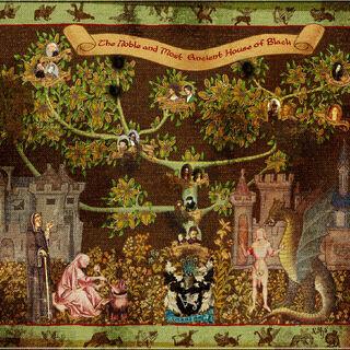 Семейное древо Блэков в представлении художника