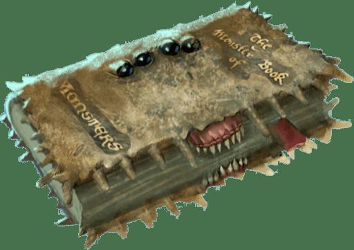 The Monster Book Of Monsters Harry Potter Wiki Fandom