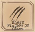 Beast identifier - Sharp Fingers or Claws.png