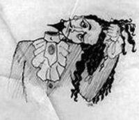 JKR Nearly Headless Nick illustration