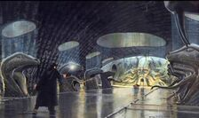The Chamber of Secrets (Concept Artwork for HP2 movie 02)