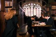 Biblioteket Harry, Hermine