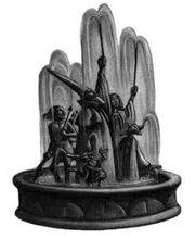 Brunnen der magischen Geschwister