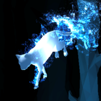 Calico Cat Patronus