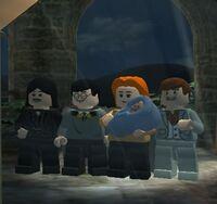 Christening Harry Potter