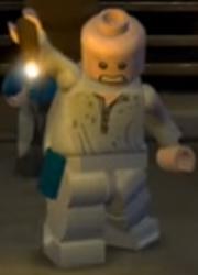 LEGO Old Grindelwald