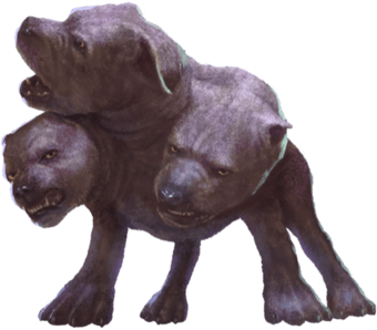 Three Headed Dog Harry Potter Wiki Fandom