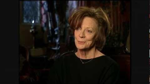Интервью с Мэгги Смит