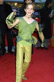 Emma Watson roter Teppich als Kind