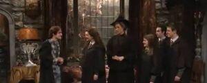 Saturday Night Live - Harry Returns to Hogwarts