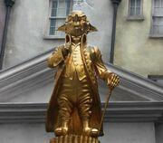Статуя Гринготта