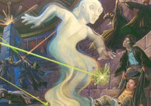 Иллюстрация Грандпре Кн5 Разбитое пророчество
