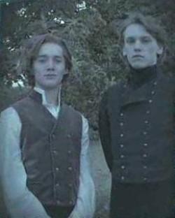 250px-Gellert Grindelwald and Albus Dumbledore