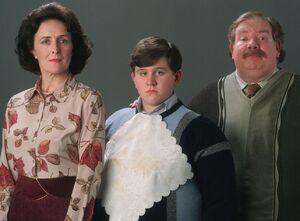 Família Dursley