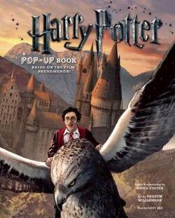 Harry Potter en POP-UP-BOK