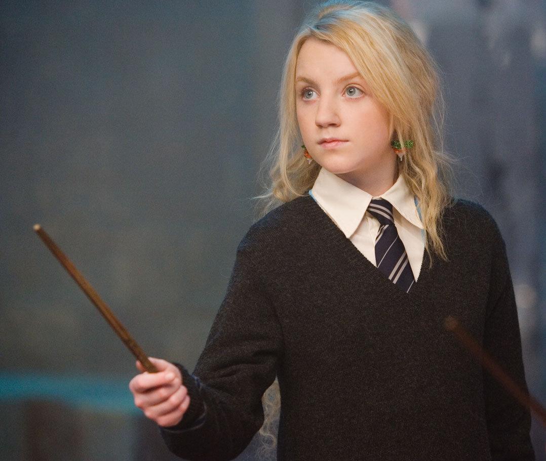 ルーナ・ラブグッド | Harry Pot...
