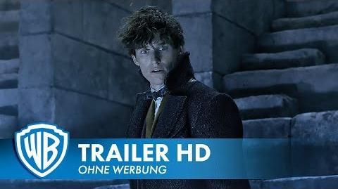 PHANTASTISCHE TIERWESEN GRINDELWALDS VERBRECHEN - Final Trailer Deutsch HD German (2018)