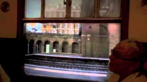 POV London to Hogsmeade on the Hogwarts Express