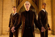 Slytherins (Draco, Blaise ...)