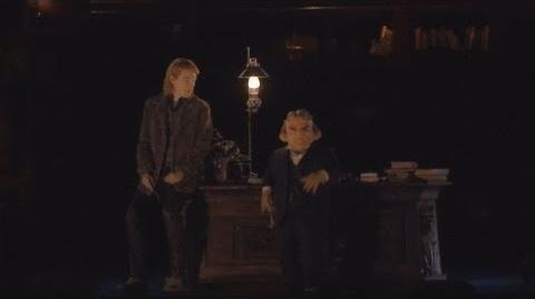 Harry Potter and the Escape from Gringotts queue walkthrough