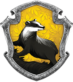 Hufflepuff Shield (pottermore)
