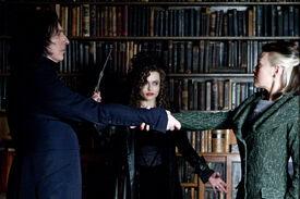 Snape, Narzissa, Bellatrix - HBP