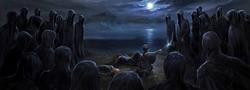 Dementorzy nad jeziorem