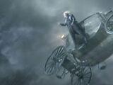 Gellert Grindelwald's escape