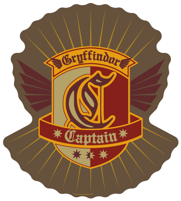 70a74868 Captain badge | Harry Potter Wiki | FANDOM powered by Wikia