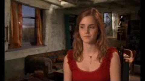 Harry Potter Actors and Cast Interview (Russian Subtitles) Pt.1