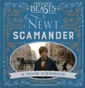 Newt Scamander A Movie Scrapbook UK