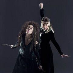 Нарцисса и Беллатриса