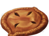 Pumpkin Pasty