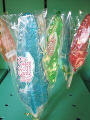 Sugar quill