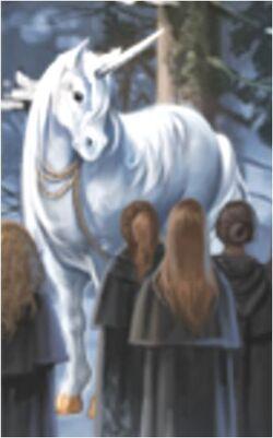 Unicorn Pottermore