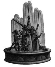 Фонтан Магического Братства