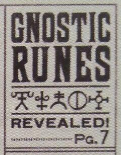 GnosticRunes