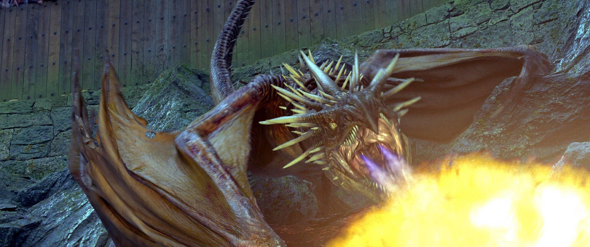 Image result for goblet of fire dragons