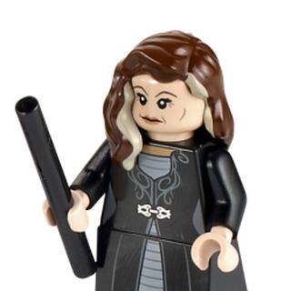 Нарцисса Малфой в виде минифигурки LEGO 2011
