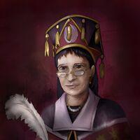 Bridget Wenlock Portrait