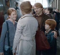 Famiglia Weasley