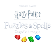 Harry Potter - Zagadki i magia (logo PL)