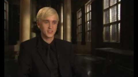 Harry Potter Actors and Cast Interview (Russian Subtitles) Pt.2