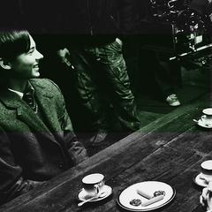 Съёмки вечера в Клубе Слизней с юным Томом Реддлом