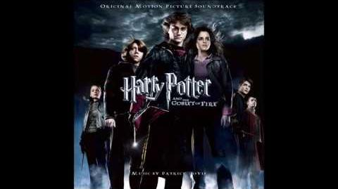 Harry Potter and the Goblet of Fire OST 02 - Frank Dies