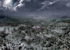 Malfoy Manor exterior