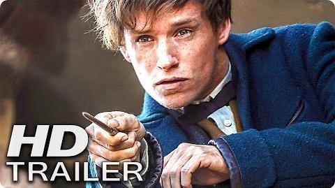 PHANTASTISCHE TIERWESEN UND WO SIE ZU FINDEN SIND Trailer 4 German Deutsch (2016)